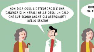 astronauti osteoporosi