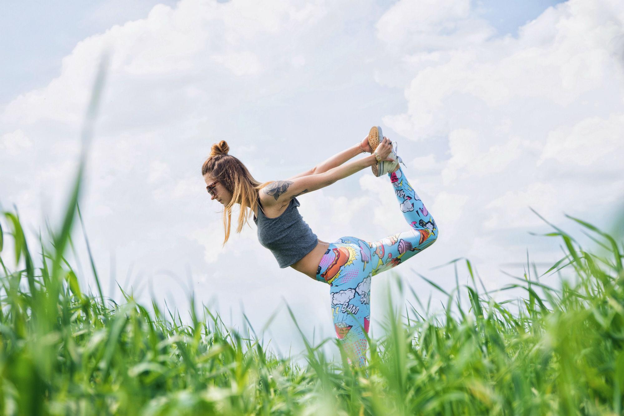 Fitness 10 Esercizi Quotidiani Per Mantenersi In Forma
